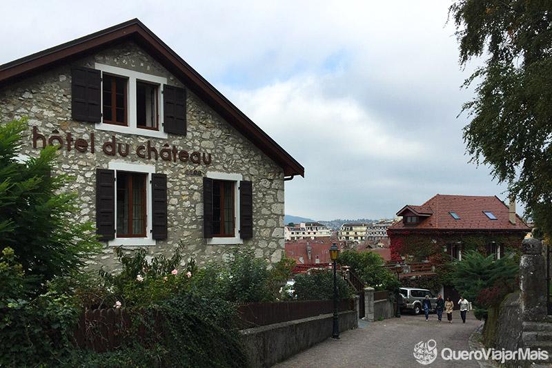 Onde se hospedar em Annecy