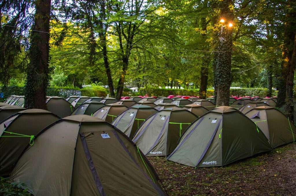 Oktoberfest All Inclusive Camping