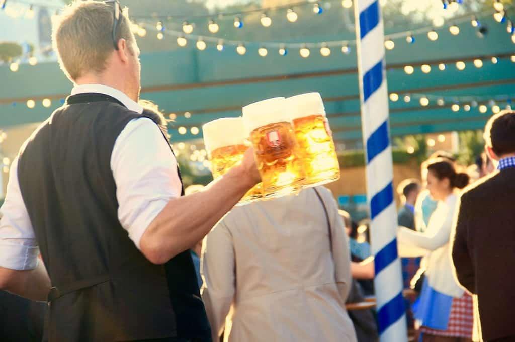 Oktoberfest cervejas
