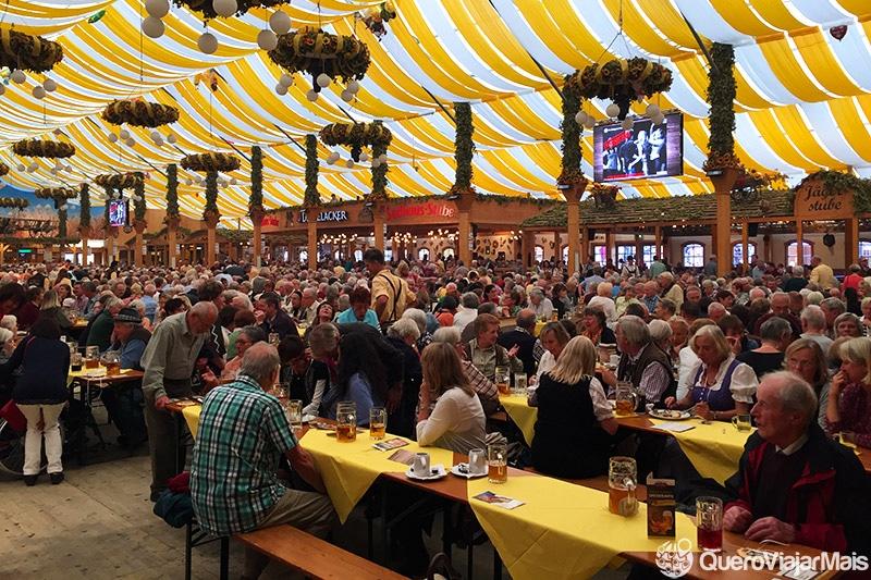 Dicas da Oktoberfest de Munique