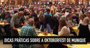 Oktoberfest de Munique: local, datas e dicas práticas