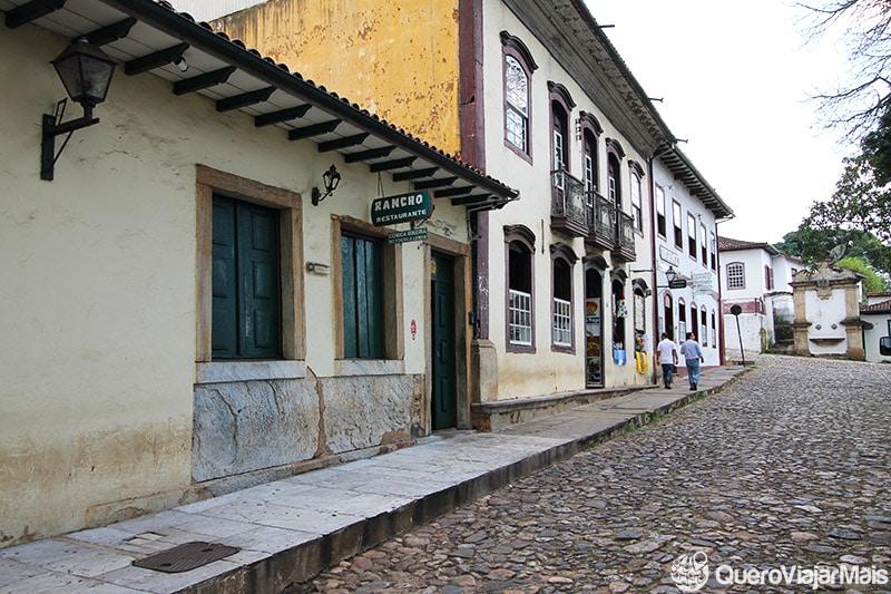 Onde se hospedar em Mariana, Minas Gerais