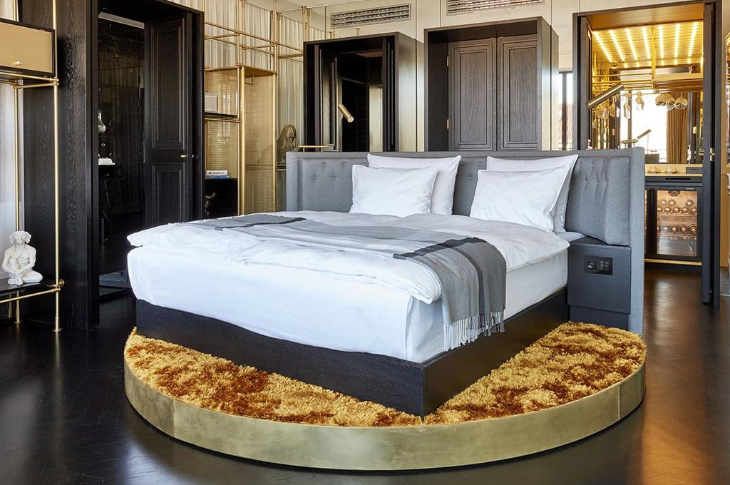 melhor hotel em munique