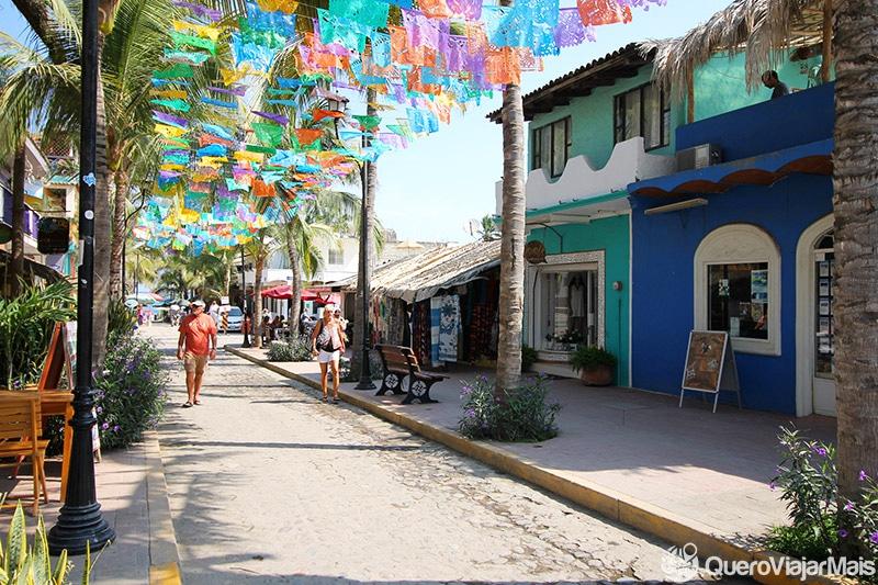 Pontos de interesse em Puerto Vallarta