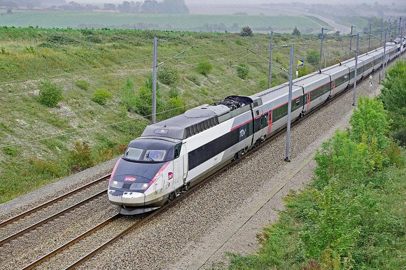 Roteiro de trem pela Europa