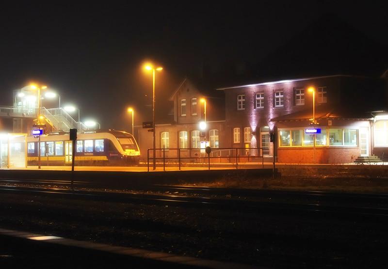 Dormir no trem na Europa
