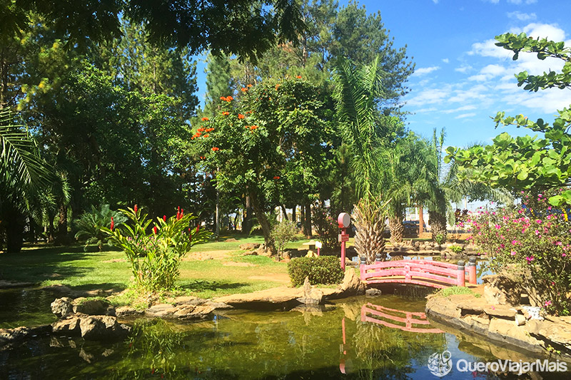 Atrações turísticas de Caldas Novas