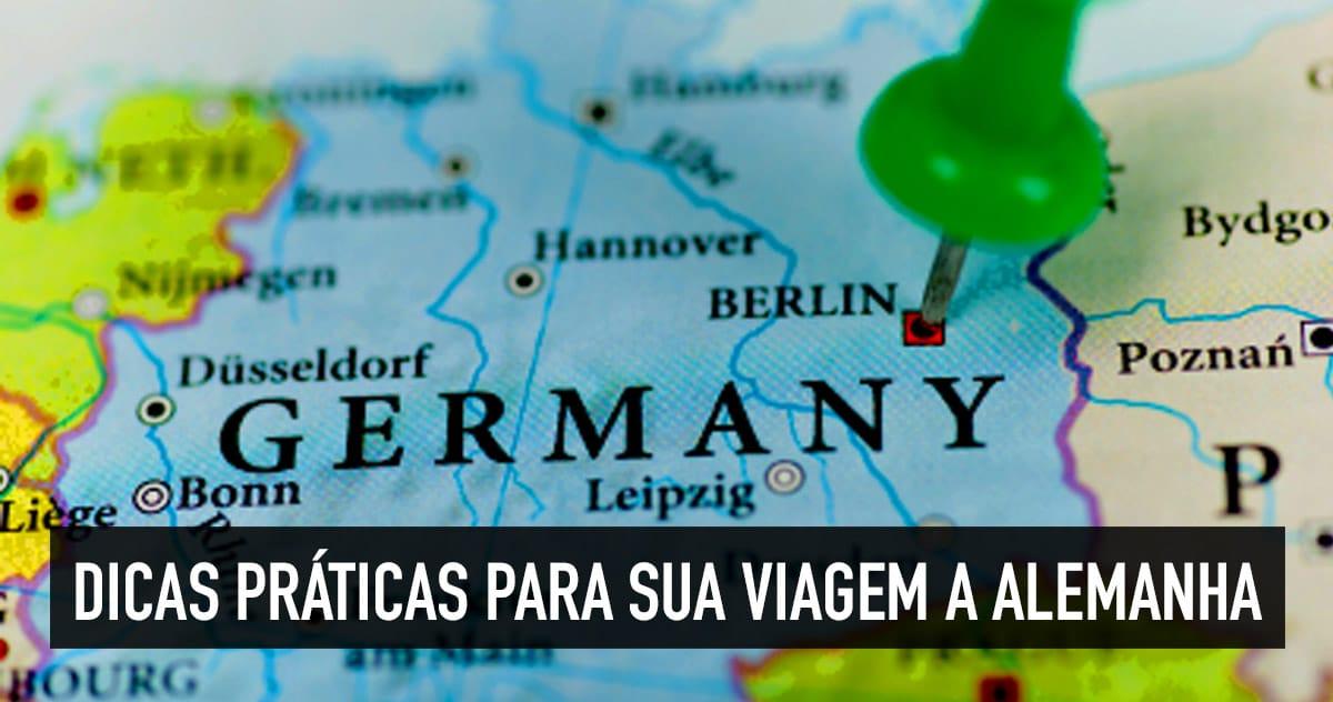 Dicas de viagem para a Alemanha
