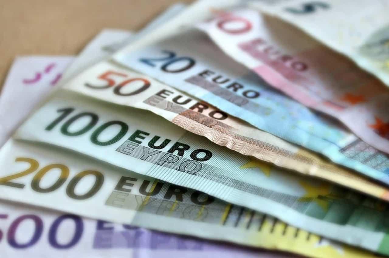 dinheiro na alemanha