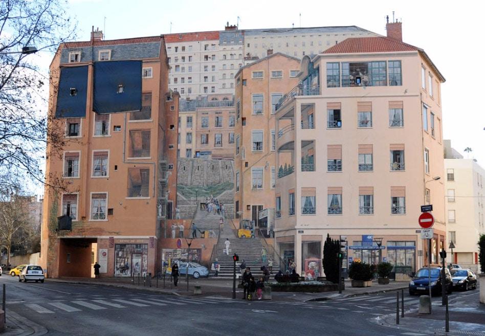 Pontos de interesse em Lyon