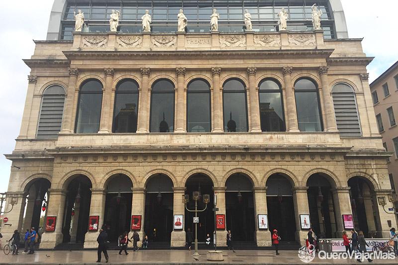 Lugares históricos de Lyon