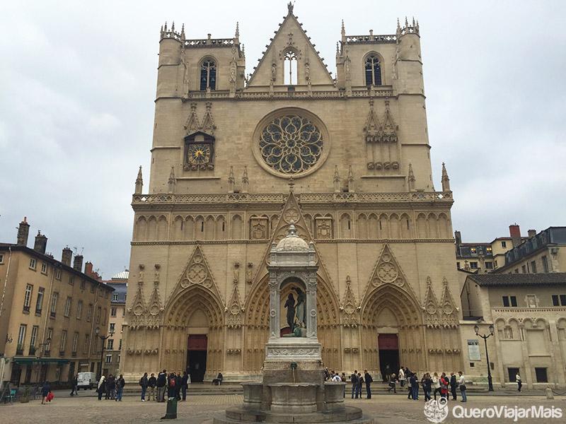 Lugares para visitar em Lyon