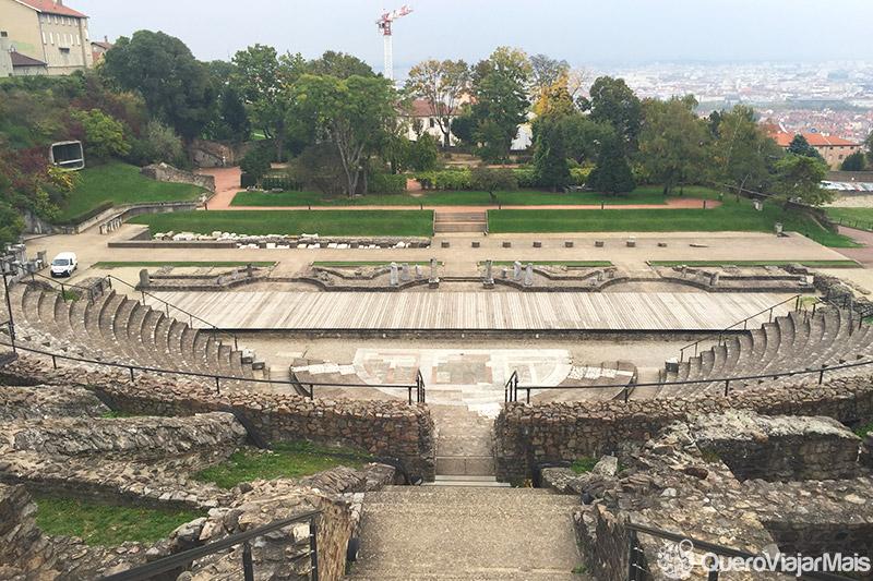 Sítios arqueológicos de Lyon