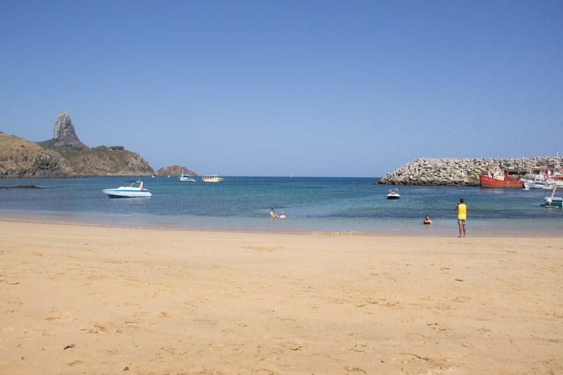 Praia do Porto - Noronha