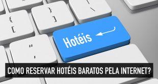 Reserva de hotéis online mais barato
