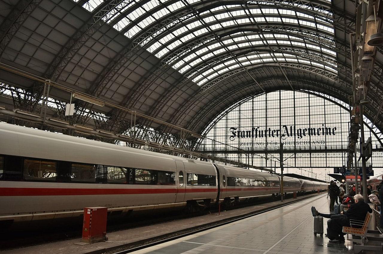 rotiro de trem na alemanha
