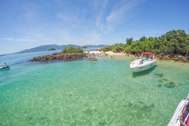 Tours em Ilha Grande