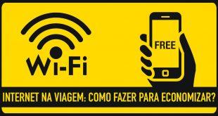 Internet grátis no celular no exterior