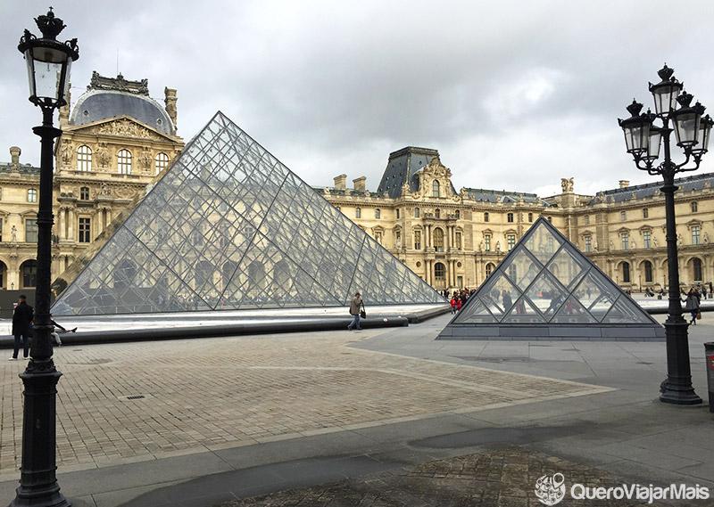Louvre em Paris dicas