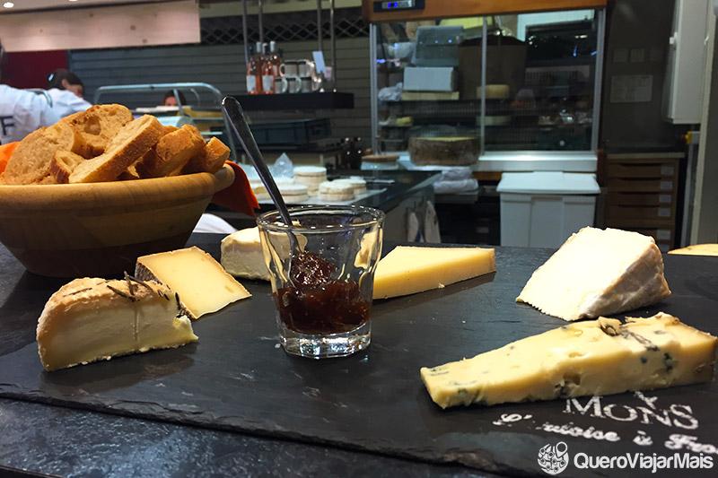 O que comer em Paris