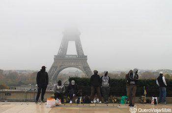 Locais turísticos em Paris