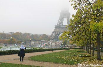 Atrativos em Paris