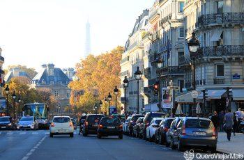 Pontos de interesse em Paris