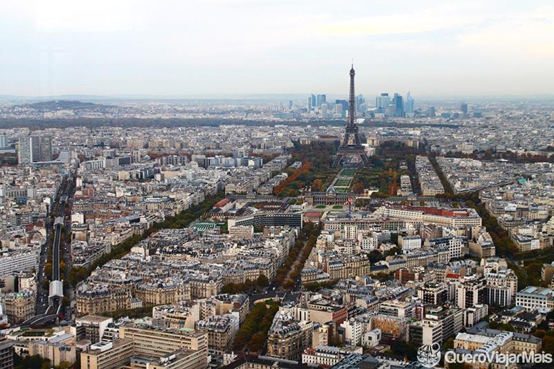 Atrações para visitar em Paris