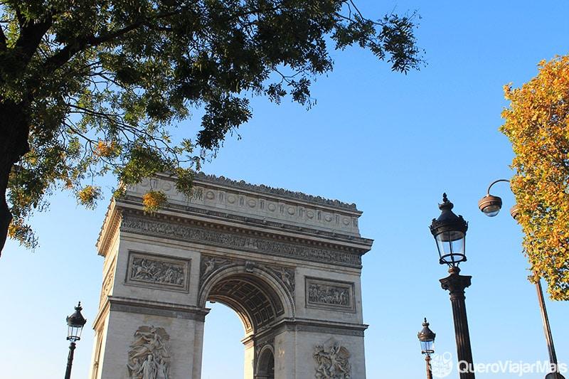 Pontos turísticos mais visitados de Paris
