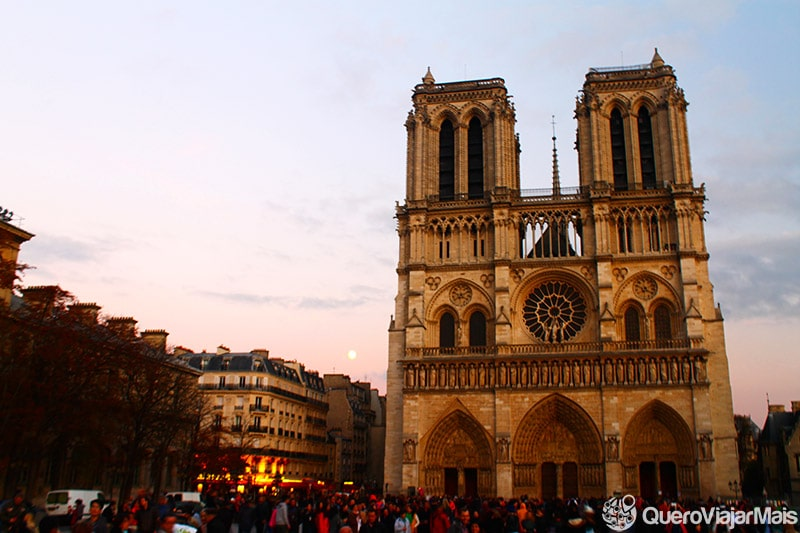 Lugares imperdíveis em um roteiro em Paris
