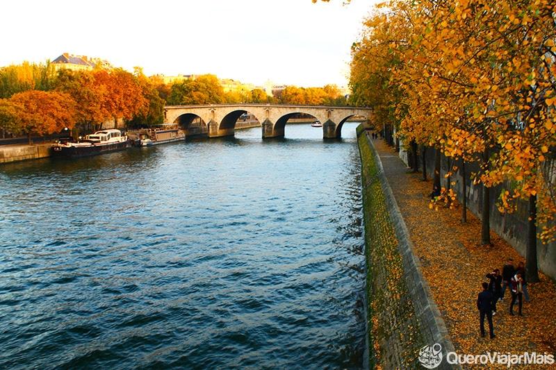 Pontos turísticos mais bonitos de Paris
