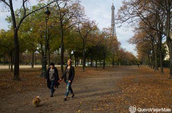 Melhores pontos turísticos de Paris