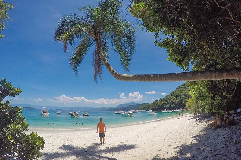 Praia do Dentista, Ilha Grande