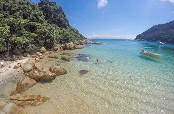 Melhores praias de Ilha Grande