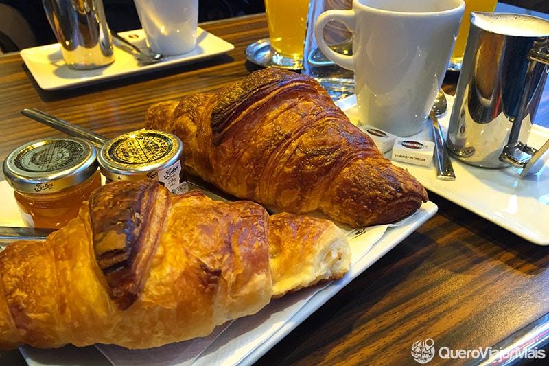 Pratos típicos de Paris