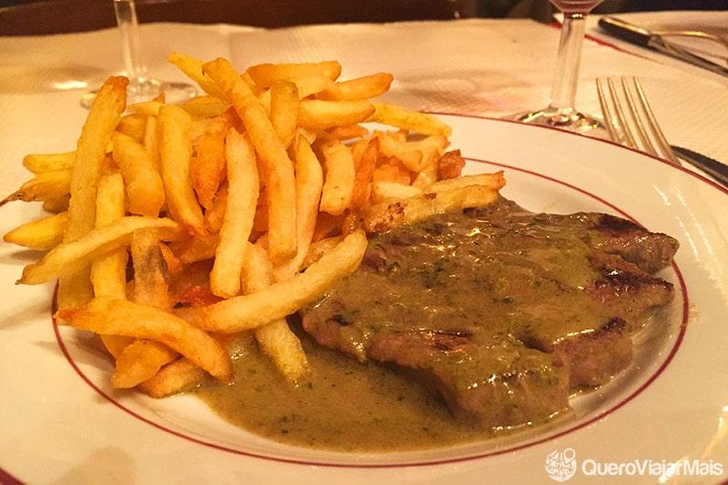 Restaurantes onde comer em Paris