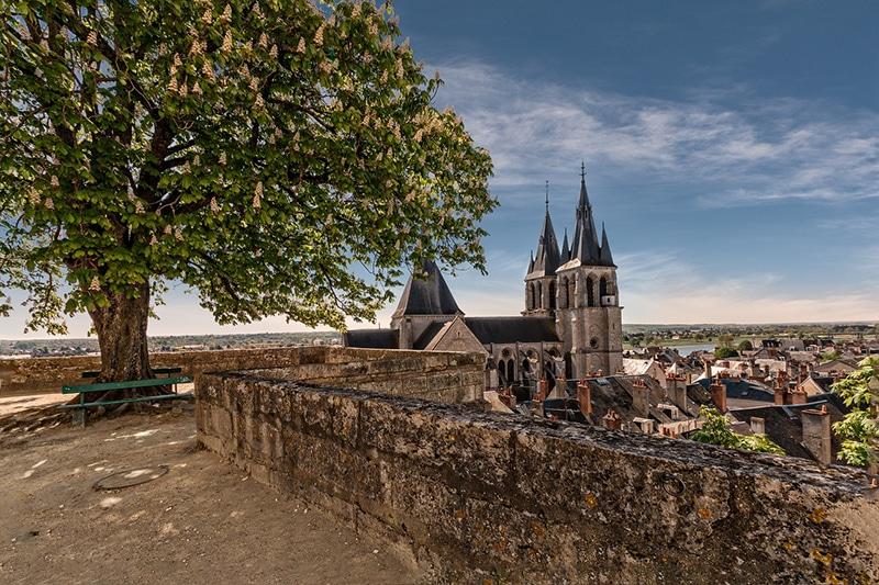 Cidade do Vale do Loire