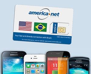 Internet da AmericaNet Mobile funciona?