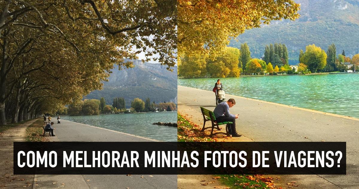 Dicas de fotografia para melhorar fotos