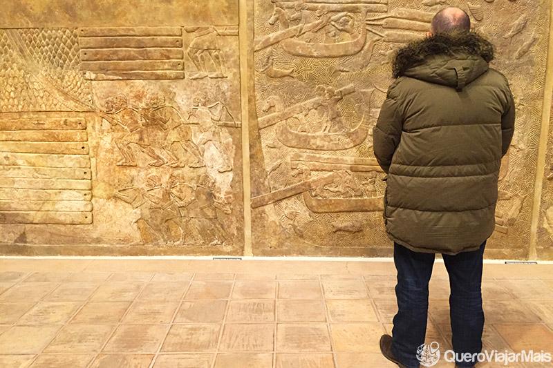 Guia do Museu do Louvre