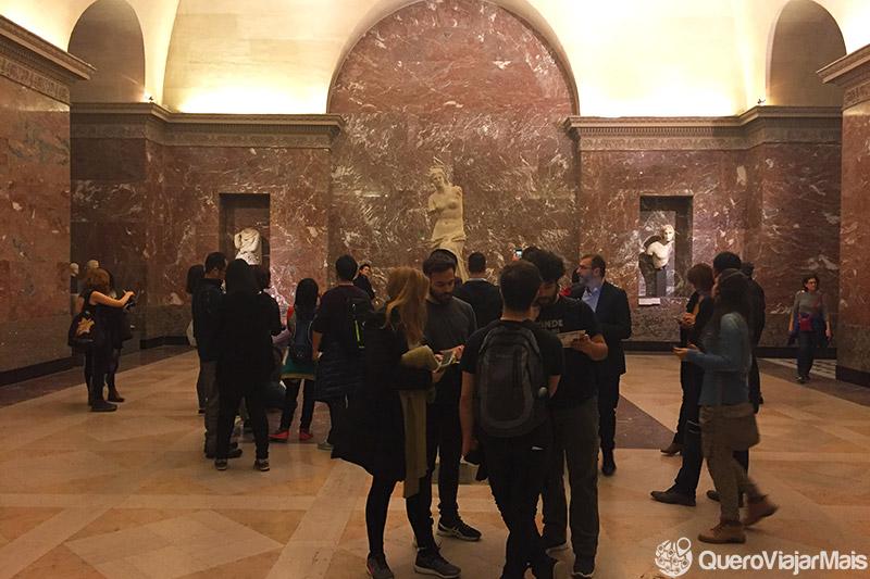 Dicas de Paris Museu do Louvre