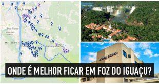 Dicas de hotéis onde ficar em Foz do Iguaçu