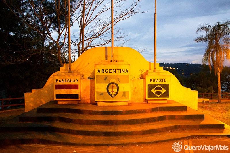 Lugares para visitar em Foz do Iguaçu