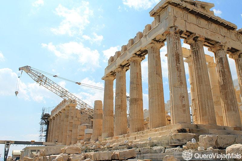 Atrações turísticas em Atenas