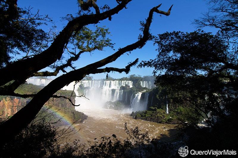 Qual é o melhor lado das Cataratas do Iguaçu?