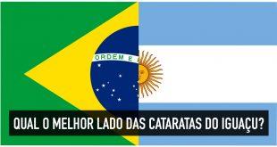 Qual o melhor lado das Cataratas do Iguaçu?