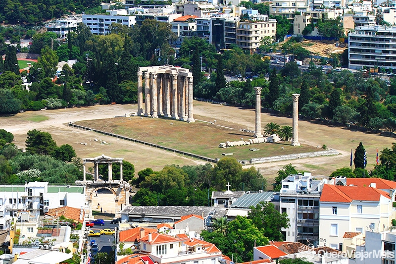 Locais para visitar em Atenas