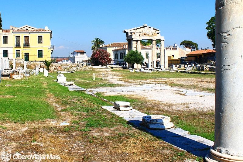 Lugares para conhecer em Atenas