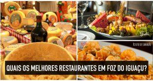 Lugares para comer em Foz do Iguaçu