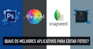 Melhores programas e aplicativos para editar fotos